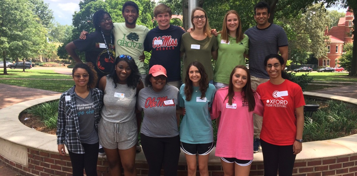 Meet the Fall 2016 Change Agents
